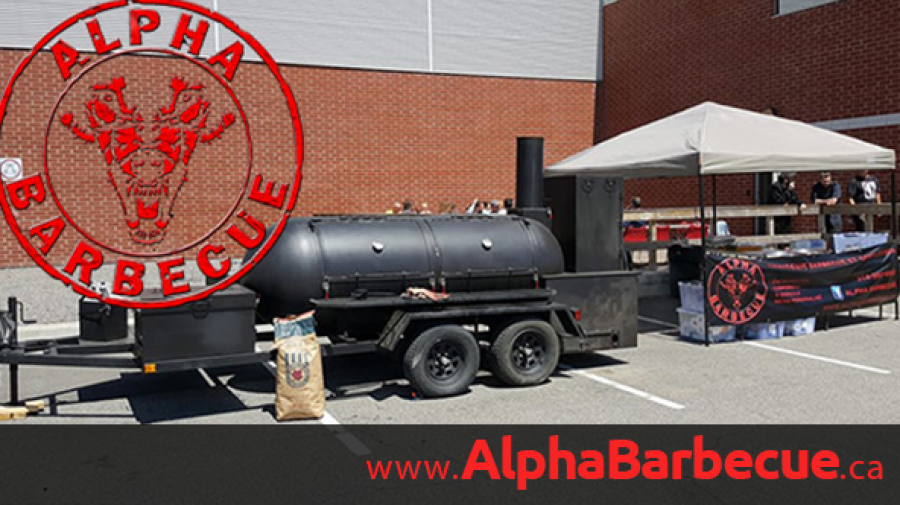 Le 16 septembre 2017, Alpha Barbecue, S.J.B BBQ, Bakgård barbecue, Mike's BBQ Rub, What the Pork? et Sabuche récupérateur serons présents pour une d&eacu ...