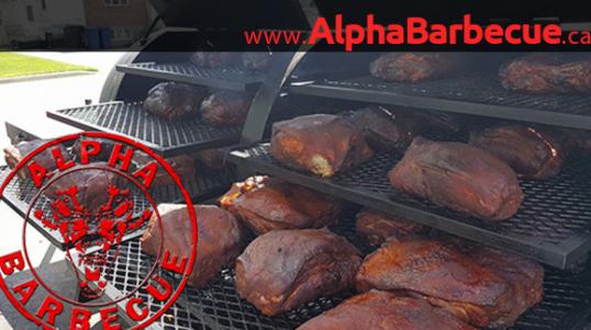 Traiteur barbecue à cuisson « low and slow » dans la région de Lanaudière, grande région de Montréal, Laval - Rive-Nord, Rive-Sud, Cérémonie, Évènement corporatif